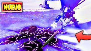 DESTRUYENDO EL MAPA con la NUEVA ESPADA LEGENDARIA! FORTNITE: Battle Royale | NUEVA ARMA