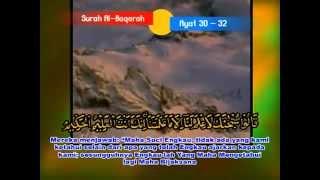 Qori  Indonesian Muammar za Surah Al-Baqaraah