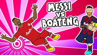 Jerome boateng is doing some serious training to prepare for lionel messi! ⚽️ subscribe 442oons: http://bit.ly/442oonssub the new 442oons app out no...