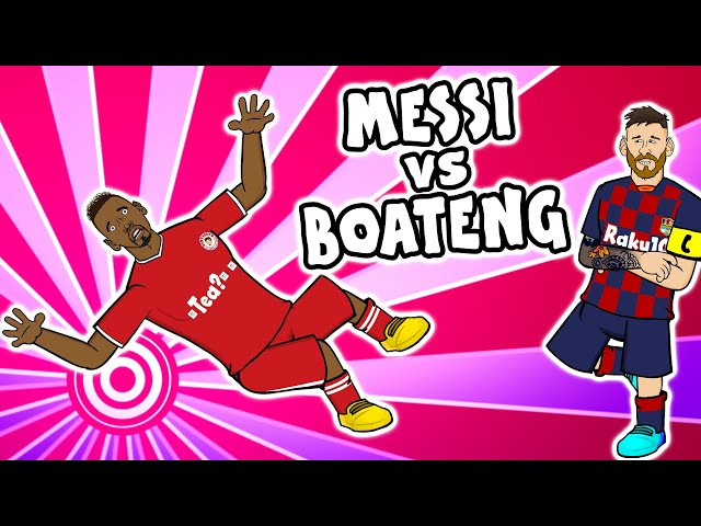 ☠️Messi vs Boateng!☠️ Bayern Munich prepare! (Barcelona vs Bayern Champions League 2020 Preview)