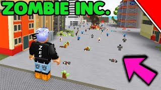 Infection Inc. *NEW ROBLOX GAME*