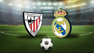 athletic bilbao vs real madrid la liga live stream en vivo 18 03 2017
