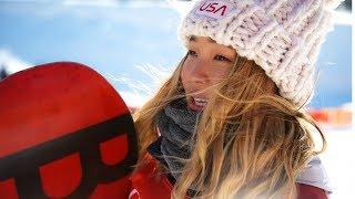 Chloe Kim's 3 Runs in Women's Snowboard Halfpipe | Pyeongchang 2018