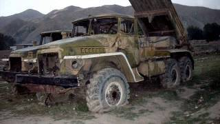 Афганистан  С барского плеча Брошенная техника(, 2013-06-16T18:36:10.000Z)