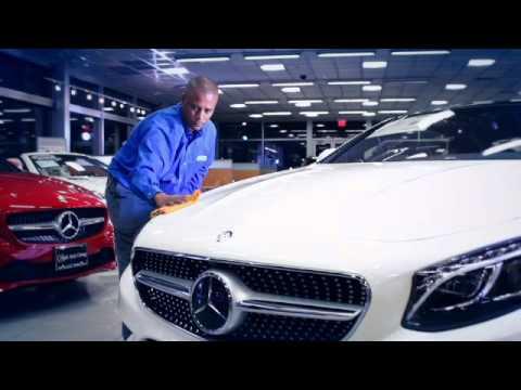 MercedesBenz of White Plains Service Commercial 2015