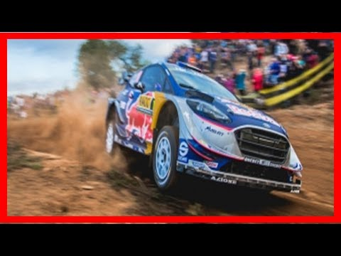 Breaking News | Midday quotes, 2017 rally de españa, section one