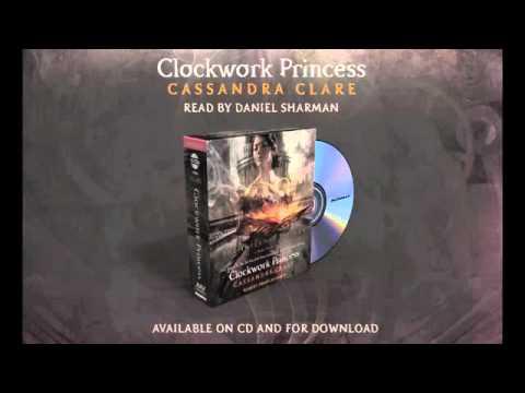 Clockwork Princess Audiobook (ENG)