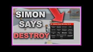 Roblox - Super Simon says OP SCRIPT showcase
