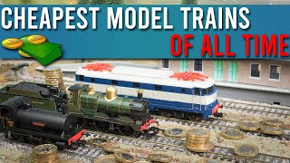 Sam's Top 6 Cheapest Model Trains Of All Time