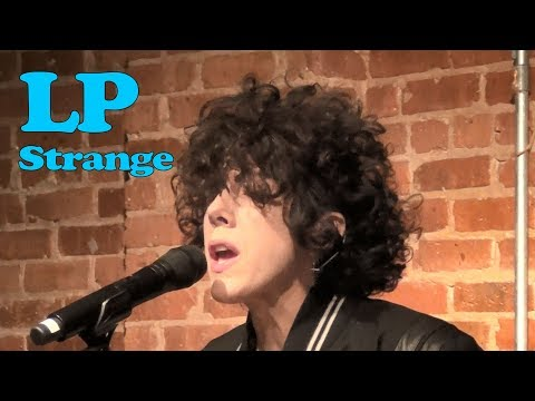 LP (Laura Pergolizzi) - Strange LIVE @ Bottom Lounge Chicago 2/21/2017