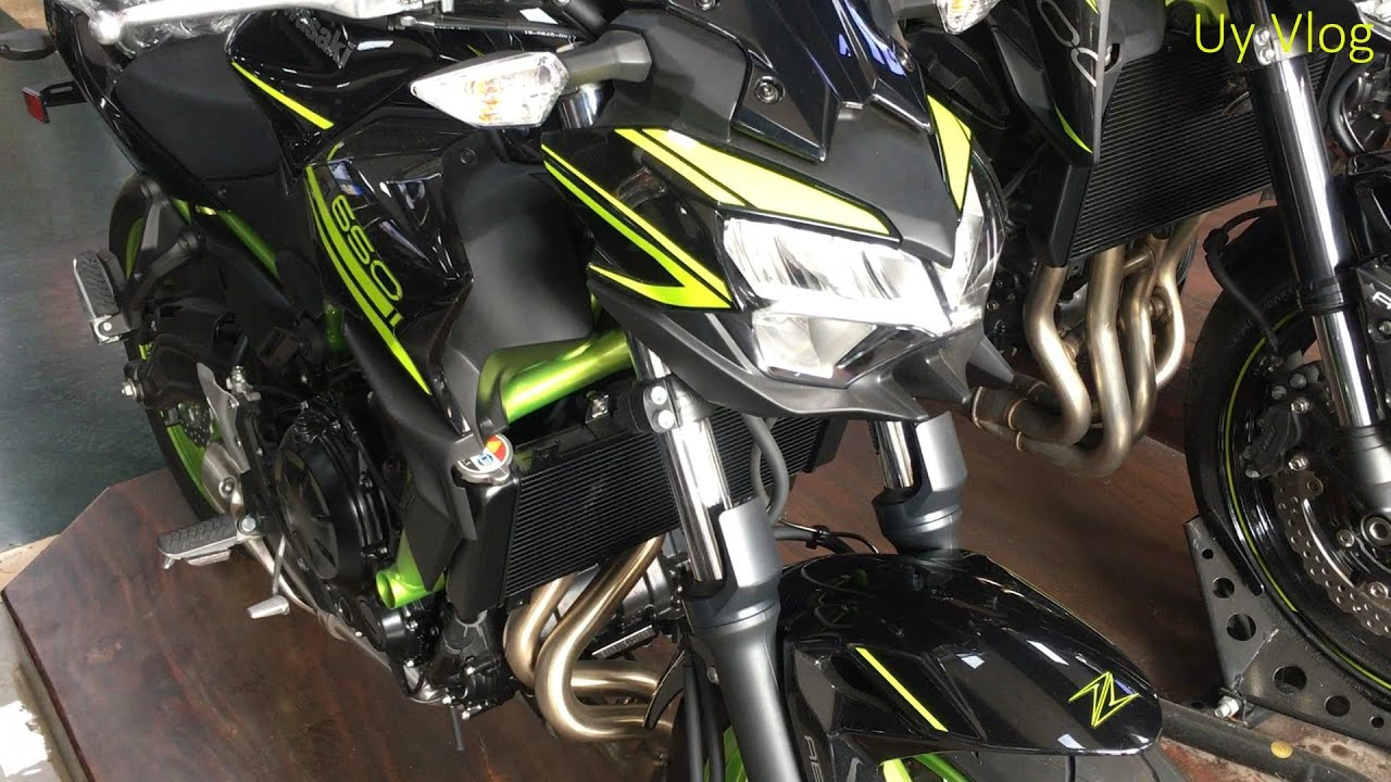 New 2021 Kawasaki Z650 ABS **Black** For Sale   Car and