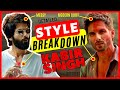 Kabir Singh Style | Shahid Kapoor Fashion Looks | Celebrity Style Breakdown Ep 1