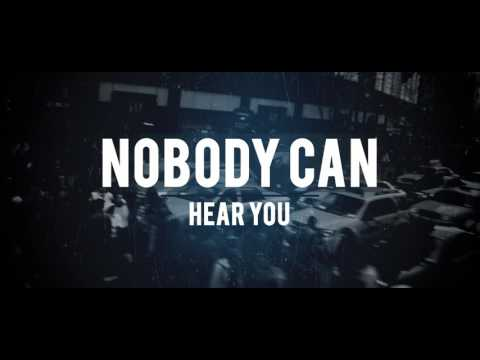 Nobody Can Hear you (Official Lyric Video)