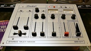 Gambar cover How to fix a old school audio Mixer