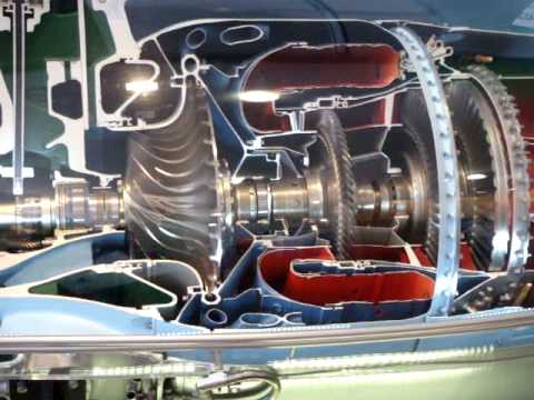 Turbina JT15D - YouTube