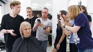 Курс Color & Shape (стрижка и окрашивание волос)