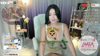 레이샤 고은  최군 오빠생파후 돌아온 명치미인