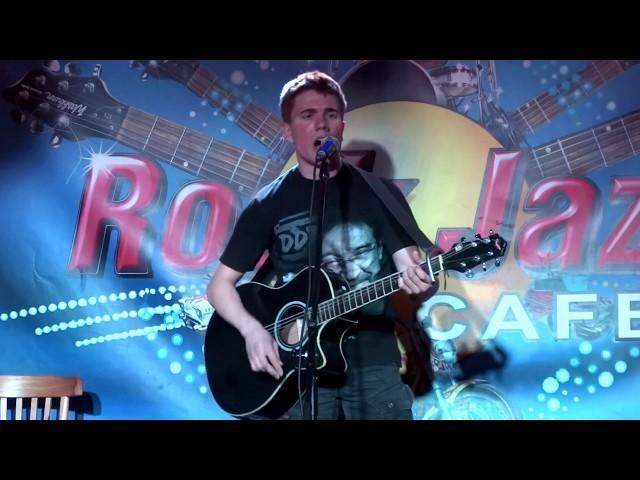Михаил Чебунин - Концерт в Rock-Jazz cafe 3.05.2017