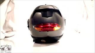 assembly instructions for Brake Light wireless for helmets