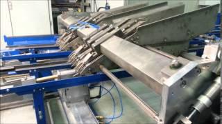 Производство компании Лидер(Мтеллические кабельные трассы (мкт)) Производство кабельных лотков ТМ