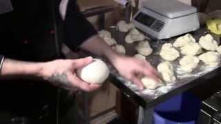 видео урок №7 округление теста, курс пиццайоло (пицца мейкера), курсы по приготовлению пиццы (pizza)