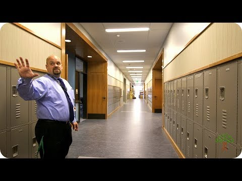 Welcome home, Falcons! A tour of the new Franklin Elementary