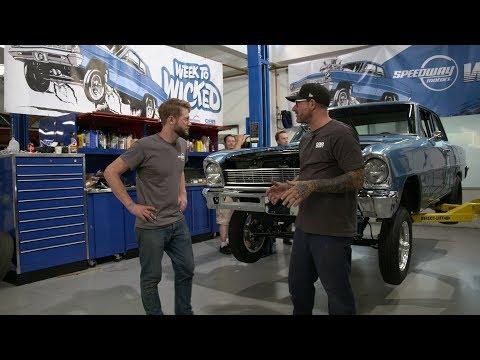 Chevy II Nova Gasser: Week to Wicked—Day 4