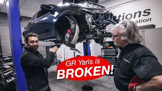 300 Launches Destroyed The Toyota GR Yaris!