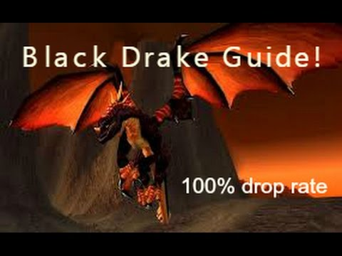 Reins of the Black Drake Guide (100% drop rate!)