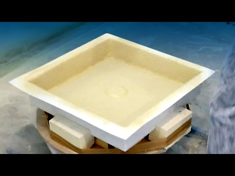 26. Reinforcement shower tray with ECOMAG / Rinforzo piatto doccia con ECOMAG  (2)