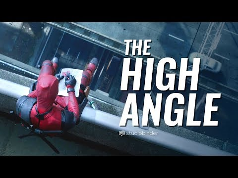High Angle Shots: 3 Towering Types of Camera Angles