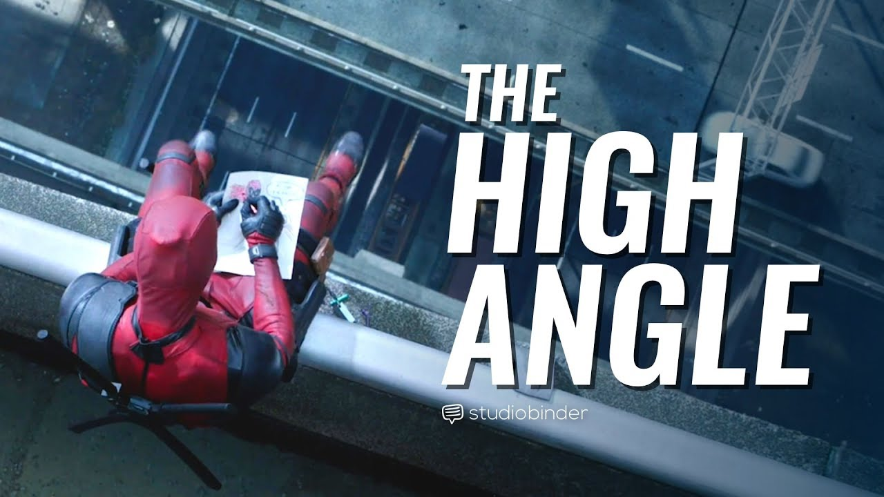 Three types of high-angle shots and their impact on your