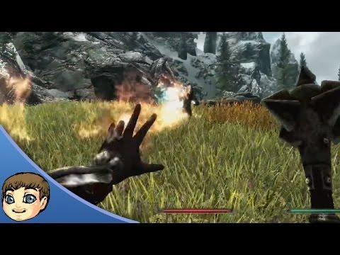 Skyrim: A Fugitive's Tale   Episode 1 - Betrayal   Super Modded Skyrim