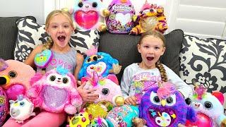 Toy Scavenger Hunt with Rainbocorns Wild Heart Surprise!!!