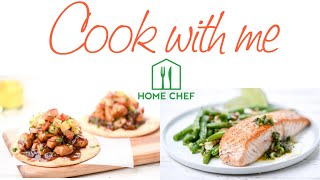 COOK WITH ME | HOME CHEF