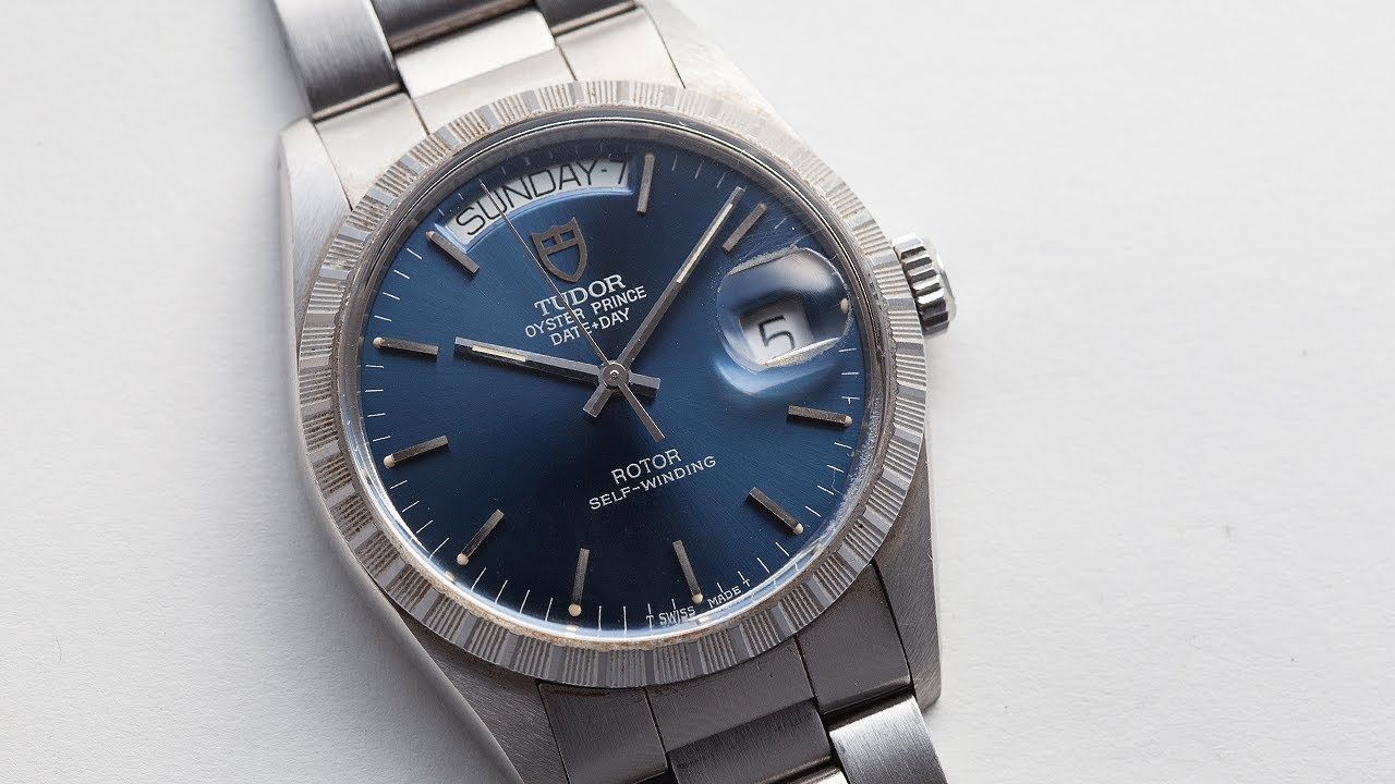 Dating a rolex tudor watch