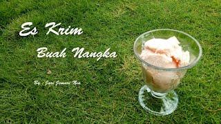 Resep es krim buah nangka by jari jemari nia