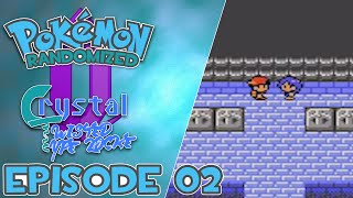 Pokemon :: Randomized Crystal Twisted Typelocke :: EP02 :: Crit Tower