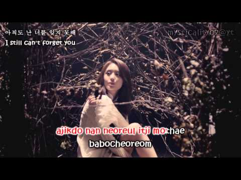 [Karaoke] False Hope (희망고문) - Song Ji Eun