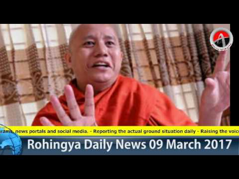 Rohingya Daily News 09 March 2017