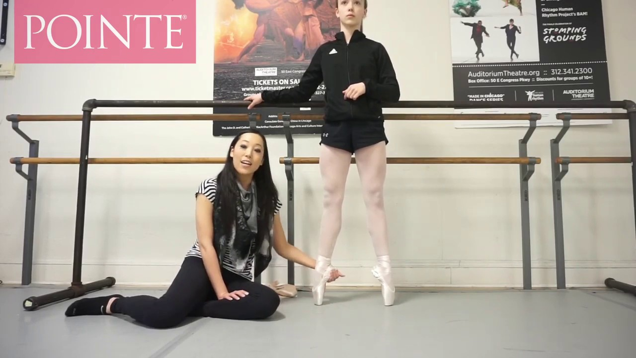 Pointe Shoe Fitting Tips for Getting