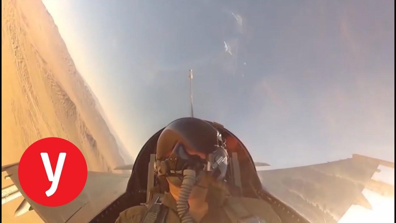 כך זה ייראה: הלייזר האמריקני המוטס שיירט את הטילים