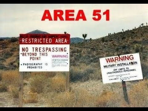 Area 51, The Illuminati And Astronaut Claims Aliens Stopped Nuclear War