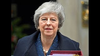 UK Prime Minister Theresa May addresses Parliament | LIVE