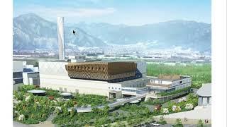 日立造船がごみ焼却施設から出るエネルギーで、長野市の小中学校に余剰電力を供給