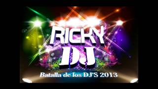 Mix Cumbias Bailables Vol.3 by Ricky Renner Dj // Madrid - España