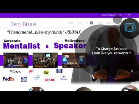 Marketing Yourself As A Speaker – Getting Paid Speaking Gigs