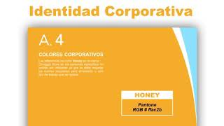 "Video manual de Identidad Corporativa marca ""Omaggio Store"""