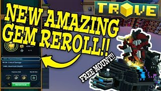Trove: SHADOW HUNTER GETS A INSANE DAMAGE UPGRADE!! (Free Mount!!)