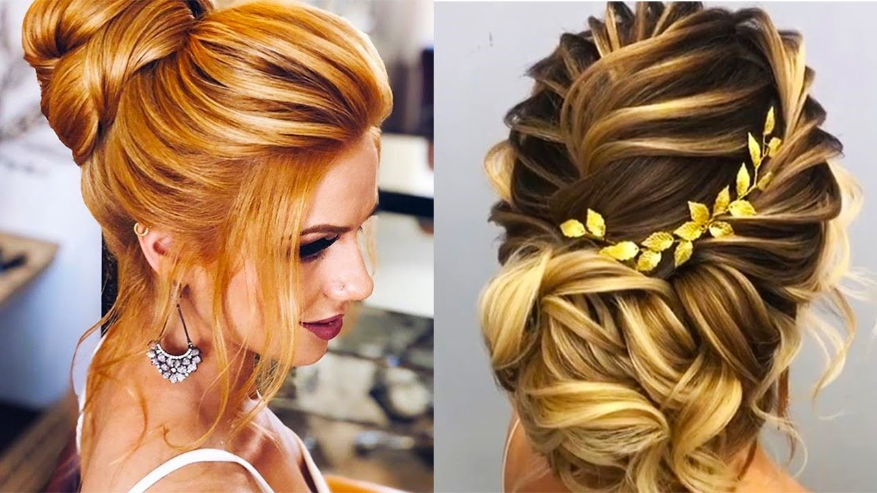 amazing wedding hairstyle ideas